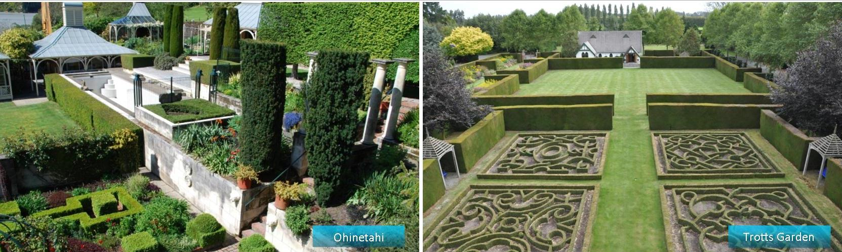 Ohinitahi & Trotts Gardens - Christchurch