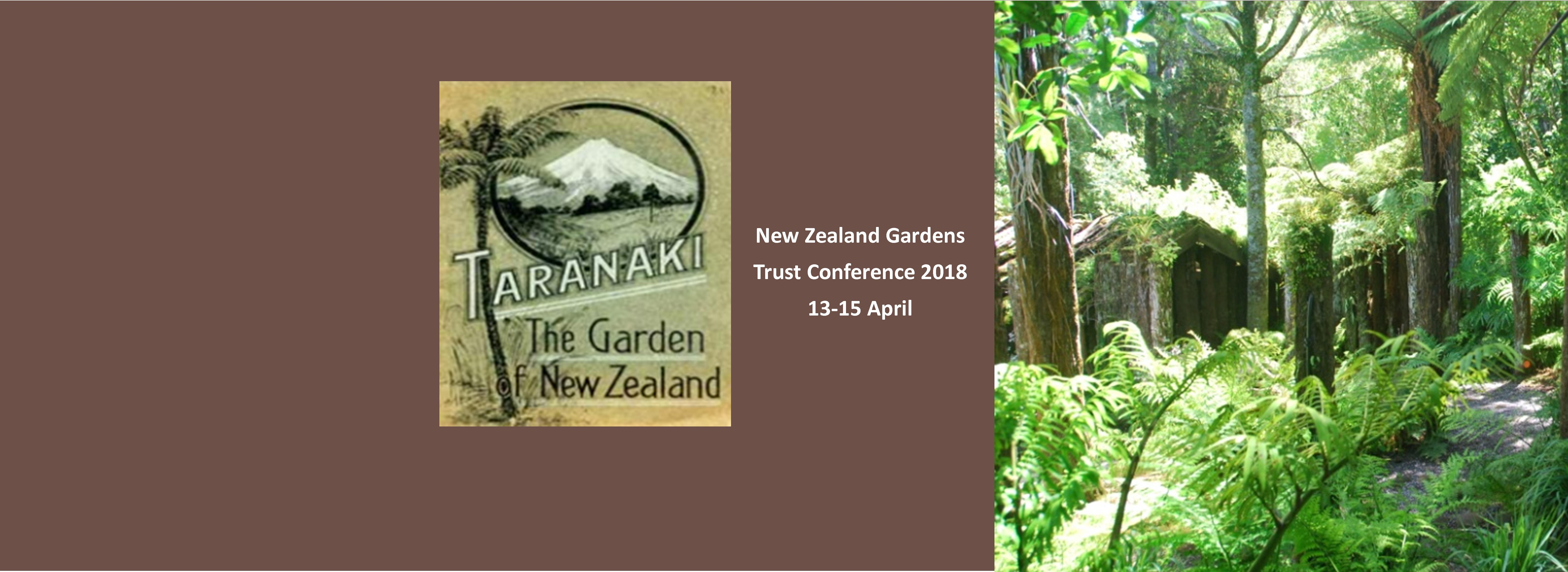 NZGT Conference  2018